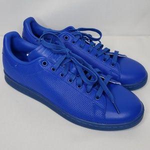 New! Adidas Originals Stan Smith Adicolor Blue